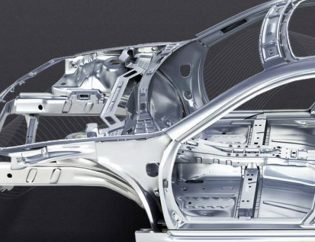materials in car manufacturing