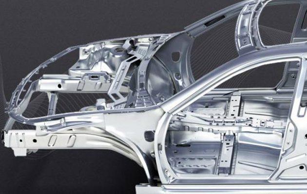 materials in car manufacturing