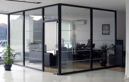aluminum joinery systems