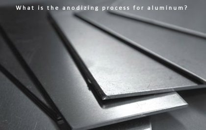 What are the Steps of the Aluminum Anodizing Process