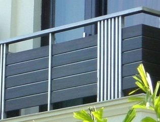 Best Aluminum Railing Designs For Balcony