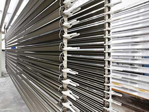 Anodic Oxidation Process - aluminium